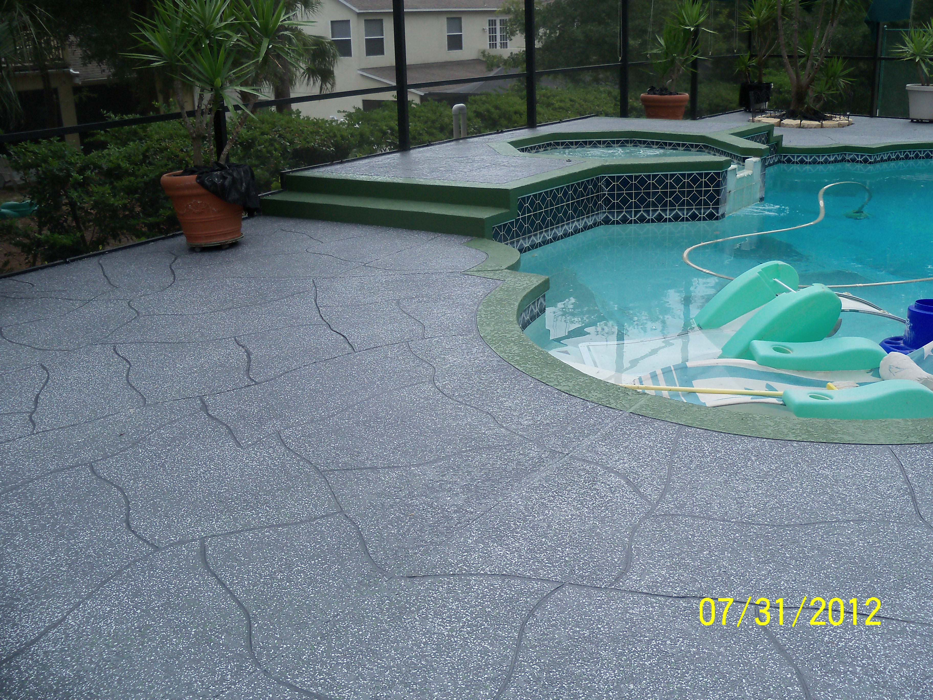 Pool Deck Resurfacing Tampa.