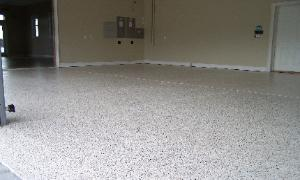 garage floors epoxy